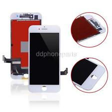 White LCD Display + Screen Touch Digitizer + Frame Assembly For iPhone 7 4.7''
