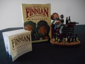 """Declan's Finnian """"Long Life to you Finnian"""" Figurine"""