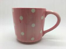 Woolworths comique polka dot pig mug