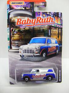 Matchbox Superfast Candy Cars Baby Ruth Austin Mini Van