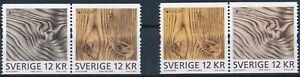 [I227] Sweden 2012 Europa good sets (2) of stamps very fine MNH