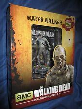 EAGLEMOSS Booklet/Figurine WALKING DEAD AMC TV Collectors Model  ~ WATER WALKER