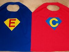 Halloween Kids New Unique Personalized Custom Superhero Cape Costume Accessory