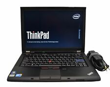 "Lenovo ThinkPad T410 Laptop i5-520M 2.4GHz 4GB RAM 250GB HDD Windows7 14"" LCD"