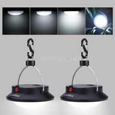 2X 60 LED Outdoor Camping Light Tent Hiking Lamp Lantern Ultra Bright SL V7S6