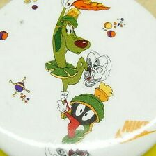 New listing Marvin the Martian and K9 Pin Back Button 1993 Nike Advertising