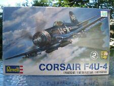 REVELL 1/48 F4U-4 CORSAIR     #85-5248  factory sealed