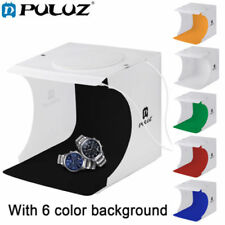 PULUZ Photo Studio Light Box Photography Backdrop Portable Mini Lightroom Tent