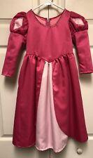 Pink Princess Ariel Original Custom Design Girls Costume Dress Size 5/6 Waist 22