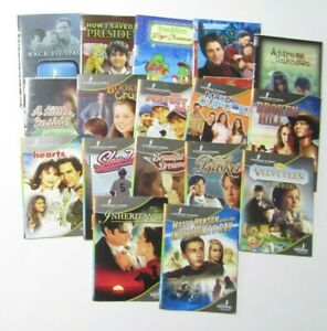 Feature Films for Families DVD Lot of 17 Inspirational Childrens Family Movies