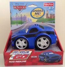 Fisher Price Shake 'n Go! Disney Pixar's Cars 2 The Movie: Rod Redline