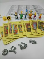 The Simpsons CLUE Board Game Replacement Pieces 2nd Edition