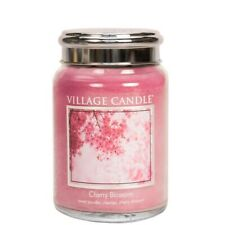 Village Candle Large Jar 2 Which CHERRY BLOSSOM New