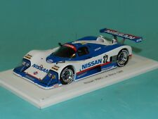 Spark Models 1/43 Nissan R88C Le Mans 1988 Grice/WIlds/Percy MiB