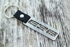 E36 keychain BMW keyring touring coupe 3er 320 330 M52 S50  stainless steel