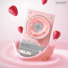 Oriflame Wellness 378g Natural Balance Shake - Strawberry