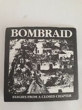 "BOMBRAID ""ELEGIES FROM A CLOSED CHAPTER"" CD (MINI) JAPAN 1993! sweden punk crust"