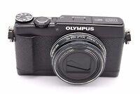 OLYMPUS STYLUS SH-2 16.0MP Digital Camera 24x WiFi - Black