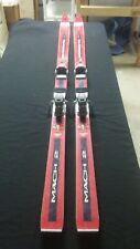 Rossignol 170cm Mach 2 Skis W/ Tyrolia 180 Bindings