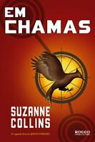 Em Chamas - Portuguese edition of Catching Fire - Hunger G... by Suzanne Collins