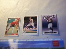 Sports Illustrated  sports cards   Lot of 3