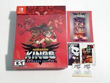 Mercenary Kings Reloaded Edition für Nintendo Switch  ** Neuware **