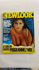MAGAZINE NEWLOOK NEW LOOK FR EROTIQUE SEXY N° 93 CURIOSA