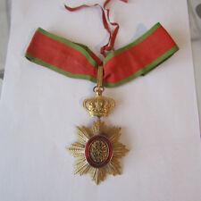 ORDRE ROYAL DU CAMBODGE COMMANDEUR MEDAILLE CAMBODIA ORDER MEDAL COMMANDER