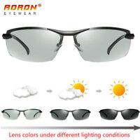 Gafas de sol Fotocromaticas, Lentes Fotosensibles y Polarizadas + FUNDA