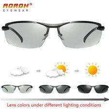 Gafas de sol Fotocromaticas, Lentes Fotosensibles y Polarizadas + ESTUCHE