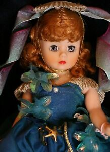 Madame Alexander Little Mermaid #1145 Cissette 10 IN Doll Box Tagged