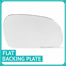 Right hand driver side for VW Fox 2003-2011 Flat wing mirror glass