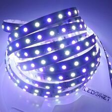 New LEDENET Super Bright RGBW LED Flexible Strip Lights 12V 5M 300 LEDs 5050 SM
