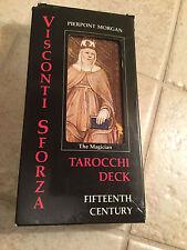 Visconti Sforza Tarocchi Deck Great Condition! All Original Cards