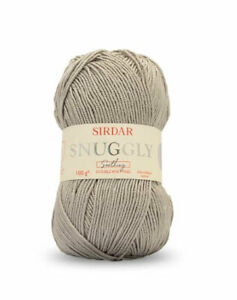 Sirdar Snuggly Soothing DK Yarn  OUR PRICE: £2.90