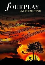 Fourplay - Live In Cape Town (DVD, DTS) OOP Rare