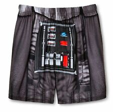 STAR WARS Darth Vader Chest Plate Box BOXERS Large 36-38 Boxer Short NEW Men's L