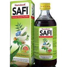 Hamdard Safi Syrup 500ml FDA APPROVED Herbal For Blood Purifier Acne Treatment