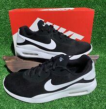 Nike Men's Air Max Oketo AQ2235-002 Black White Running Shoes Brand New DS