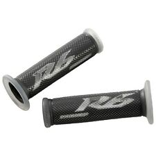 Yamaha YZF- R6 Grips from Progrip in Black - Fits 1999 - 2019 YZF-R6 - Brand New