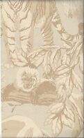 Beige Jungle Toile Wallpaper 742143