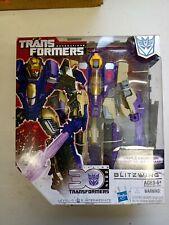 Transformers Generations Blitzwing Voyager Class NIB