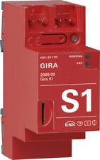 EIB KNX GIRA S1 208900 SICHERHEITSBAUSTEIN SCHNITTSTELLE + NEU ++ OVP ++ SIEGEL