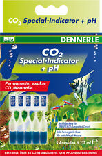 (153,69€/100ml) Dennerle Special Indicator + ph CO2 Testlösung