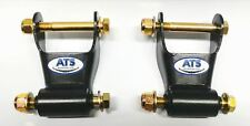 ATS Springs Ford F150 Leaf Spring Shackle Kit - Replaces 722-001 & KPR4