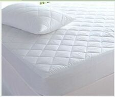 EXTRA DEEP DOUBLE BED QUILTED MATRESS PROTECTOR WASHABLE
