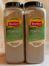 Durkee ® Steak Dust Pantry Pack Bundle Lot of 2 - 58 oz.Total