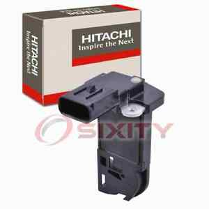 Hitachi Mass Air Flow Sensor for 2011-2016 Ford F-250 Super Duty 6.7L V8 wi