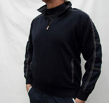 PAUL & SHARK SEA CHALLENGE sweatshirt jumper fleece 100% Virgin Wool - size M