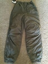 NWT PCU HALYS Level 7, Cold Weather Loft Shell Pant, Large #x18